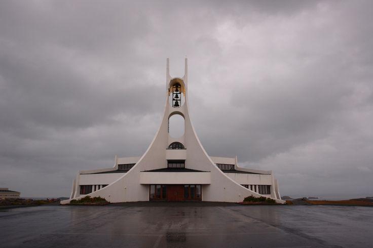 """Icelandic Churches"" by Pieter Vandenheede on Exposure"