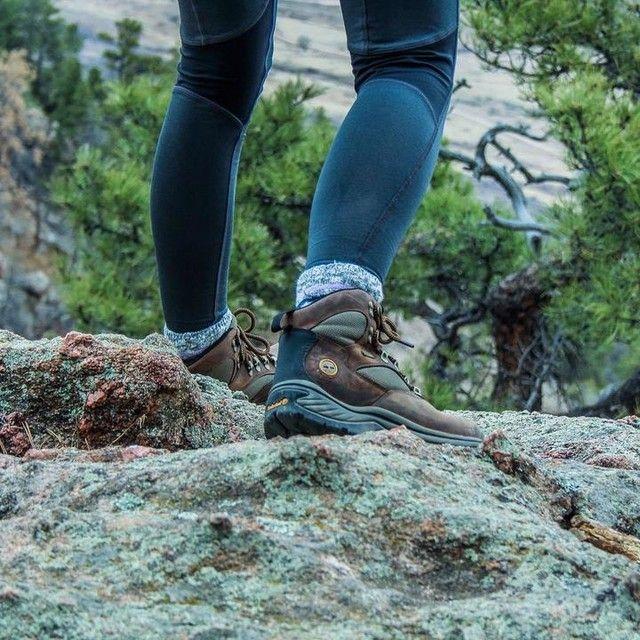 Women's Chocorua Trail Mid Waterproof Hiking Boots Timberland