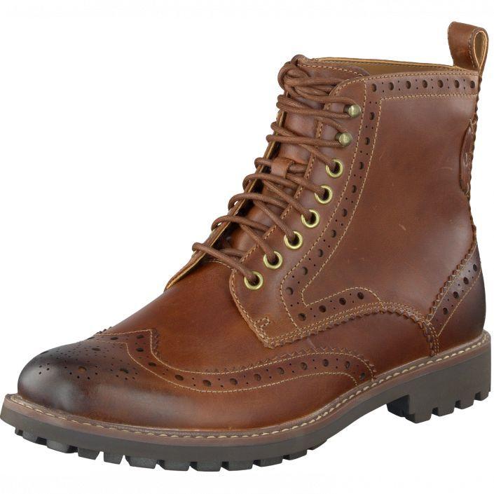 bruna skor herr