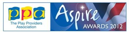 ASPIRE Awards booking form and Invitation