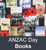 6 books and lots of library resources about New Zealand's participation in WW1, including Gallipoli and the Western Front.