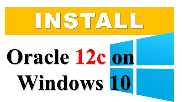 How To Install oracle database 12c on windows 10 Professional or - oracle pl sql developer resume sample