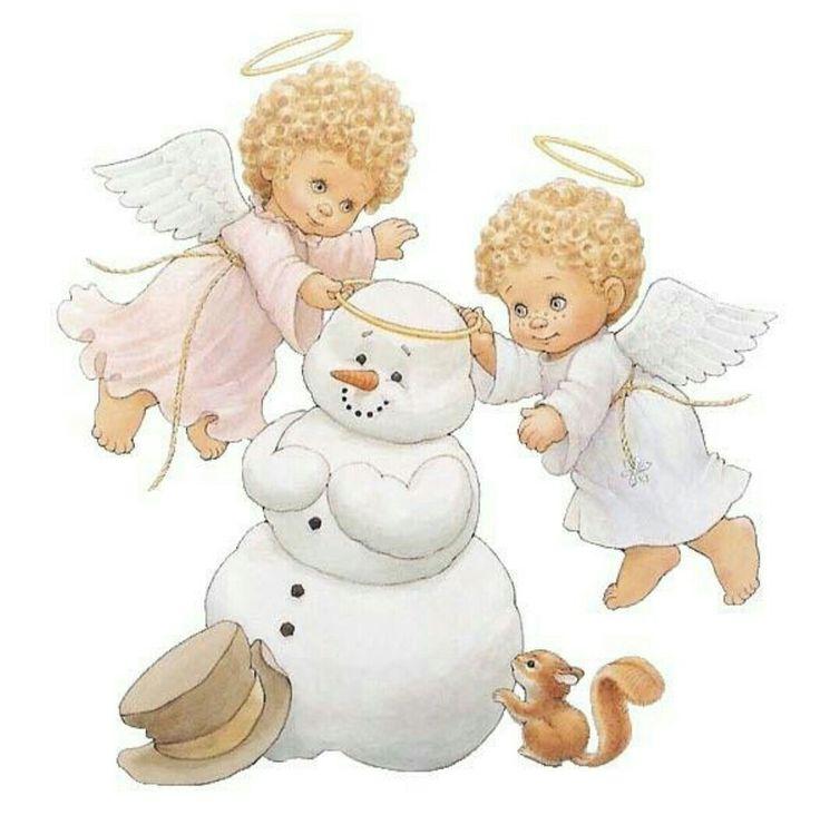 ангелочки на стр друзей картинки