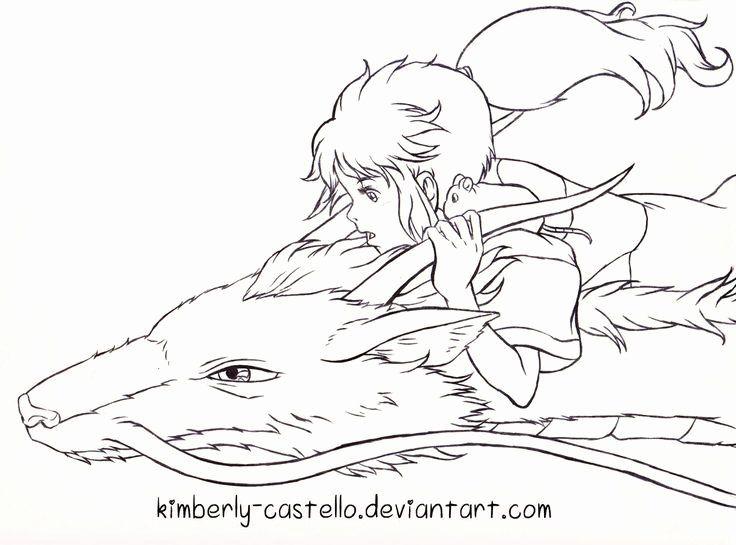 Studio Ghibli Coloring Book Awesome 53 Best Images About Studio Ghibli Coloring Pages On Studio Ghibli Art Ghibli Art Sketches