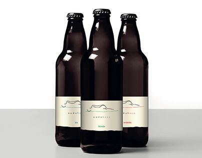 "Check out new work on my @Behance portfolio: ""Nuda beer"" http://be.net/gallery/49184147/Nuda-beer"