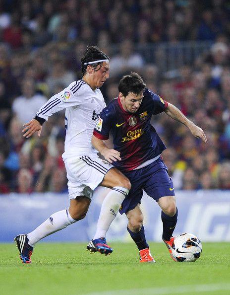 Mesut Ozil Photo - FC Barcelona v Real Madrid CF - La Liga