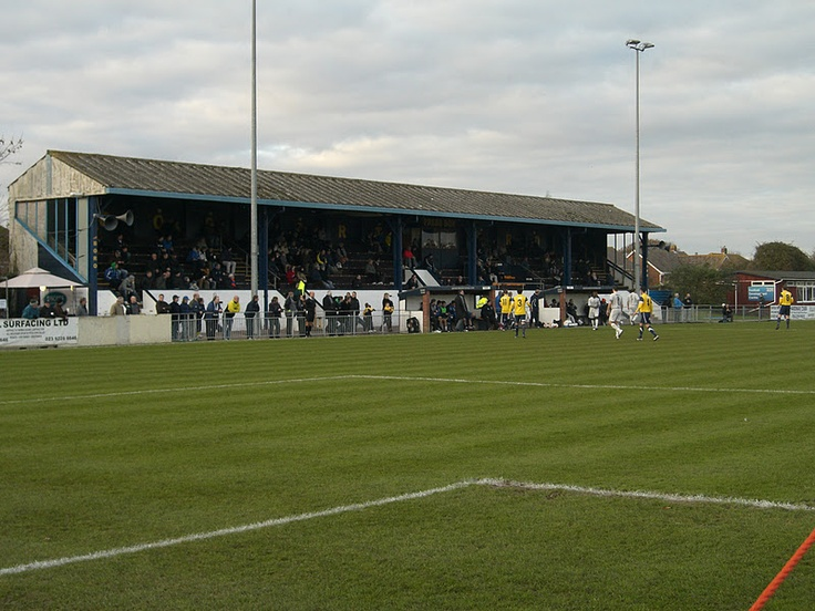 Privett Park - Home of Gosport Borough FC