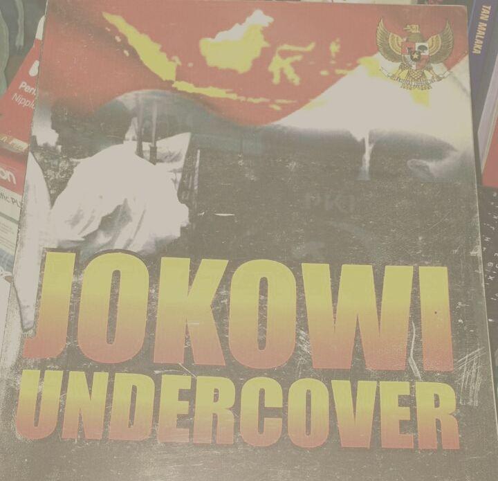 Penulis Buku Jokowi Undercover Diproses Hukum Atas Laporan Penyidik | edupublik