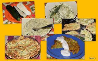 Ágnes:) szakácskönyve: Cukkini