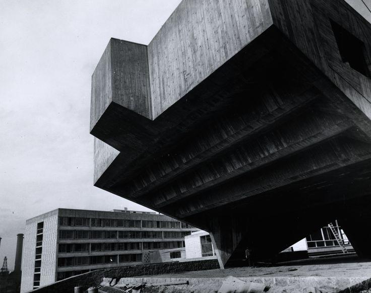 Best 366 maestri breuer images on pinterest architecture ibm pier luigi - Marcel breuer architecture ...
