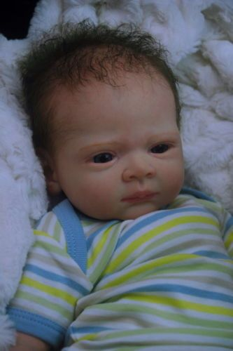Mummelbaerchens Jacob So Cute Reborn Baby Boy Sculpt By