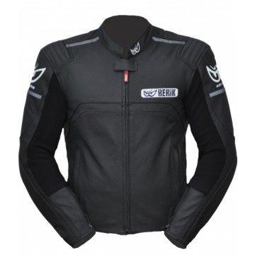 Kurtka BERIK LJ-8366-BK czarna   BERIK LJ-8366-BK Leather Jacket #Motomoda24