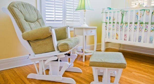 Το δωμάτιο του μωρού!