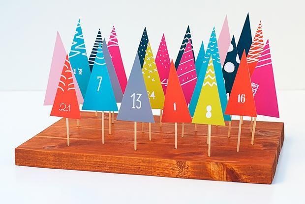 10 новогодних адвент-календарей