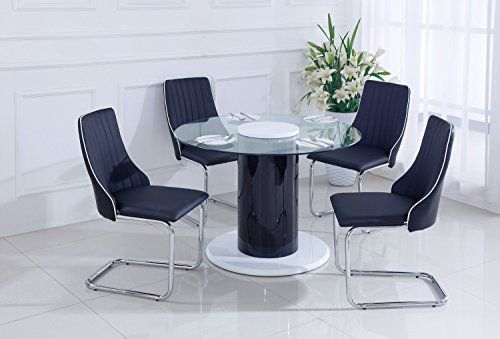 MODERNIQUE® ROTANTE Rotatable 360° Round Dining Table and... https://www.amazon.co.uk/dp/B06WV9KSNB/ref=cm_sw_r_pi_dp_x_nhyXyb5313E7N