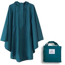 thin Hooded raincoat women dots waterproof outdoor ladies rain coat poncho chubasquero mujer capa de chuva(China)