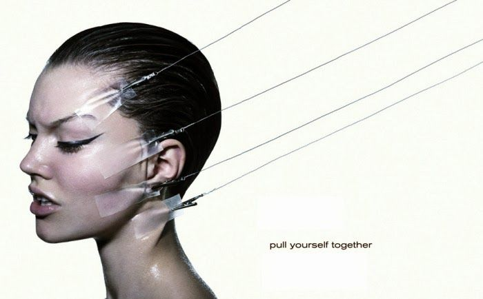 Baard Lunde. Pull Yourself Together