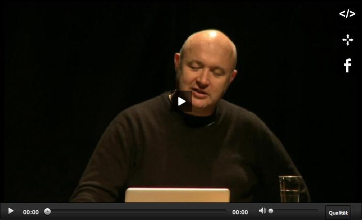 Tony Brook: Bred In The Bone #typo12 http://typotalks.com/de/video/2012/09/04/tony-brook-bred-in-the-bone-2/