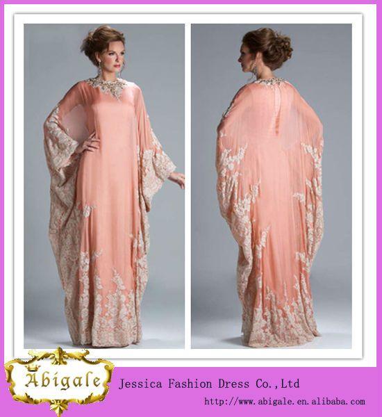De haute qualité à bas prix 2013 dames. unique. peach bijou. applique à manches longues en mousseline perlée soir jupe longue pour les femmes musulmanes( yw145)-Jupe extra large-Id du produit:1545251698-french.alibaba.com