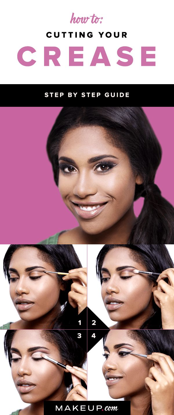 Byrdie's simple DIY tutorial will guide you through the step-by-step process and have you cutting creases like a makeup artist.