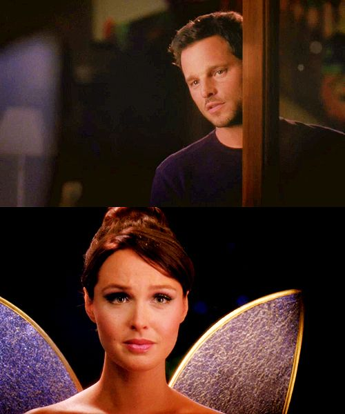 Jo Wilson and Alex Karev at Grey's Anatomy | GA Jolex moments