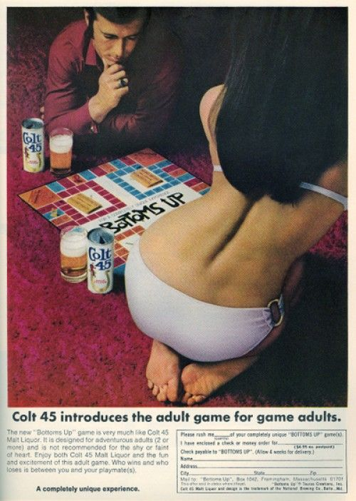 Colt 45 introduces Bottoms Up  the adult game for game adults  And yes it. 17 Best images about Games on Pinterest   Kitchenware  Trivial