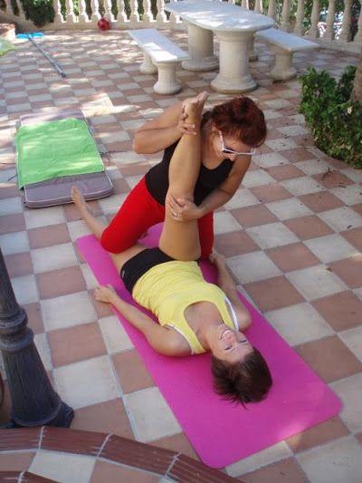 Martanka - Flexibility instructor Stretching for pole dance