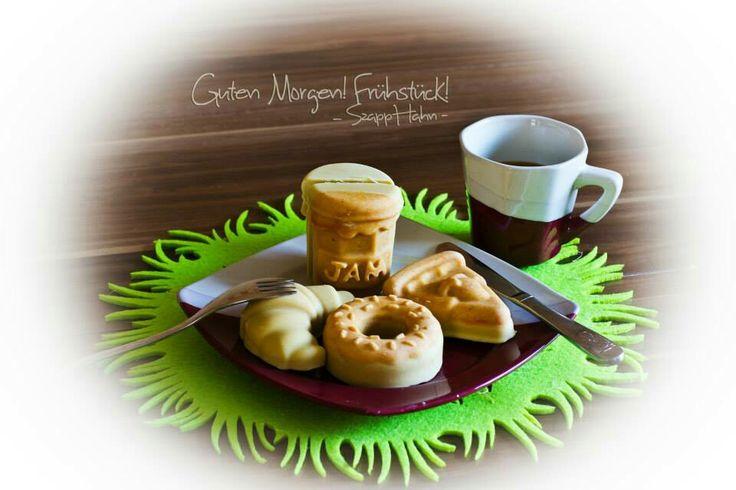 Good morning! Guten morgen!