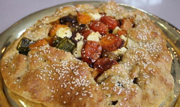 Vegetable Pie : Dinner Dash with Hilary Biller : The Home Channel