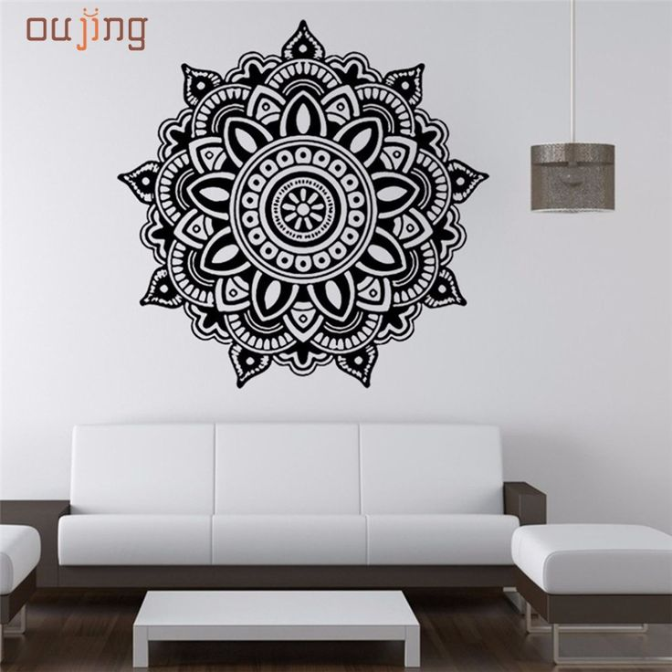 ==> [Free Shipping] Buy Best Oujing Flower Bedroom Wall Decal Art Stickers Mural Vinyl Online with LOWEST Price | 32806380266