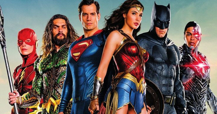 Justice League Blu-ray & DVD Release Date and Details Announced -- Delve deeper into the making of Justice League with behind-the-scenes interviews, deleted scenes and more on the Blu-ray and DVD. -- http://movieweb.com/justice-league-blu-ray-dvd-release-date-details/