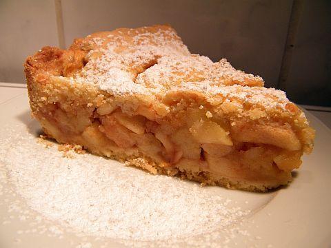 Sejam Bem-Vindos ao: Receita de Gedeckter Apfelkuchen (Torta de Maçã)