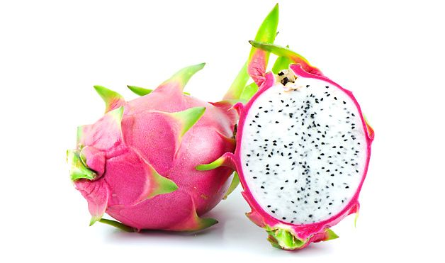 Dragon Fruit; Best fruit ever. Looks a little strange but its to die for!