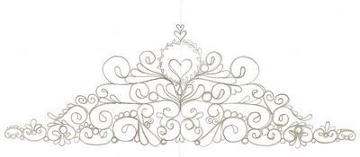 Royal Icing Tiara Patterns - Top Tiara Patterns - Cake Central