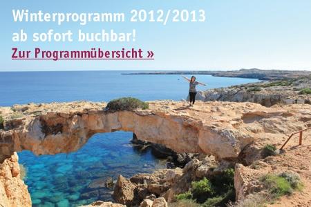 Griechenland & Zypern während den Wintermonaten November bis März