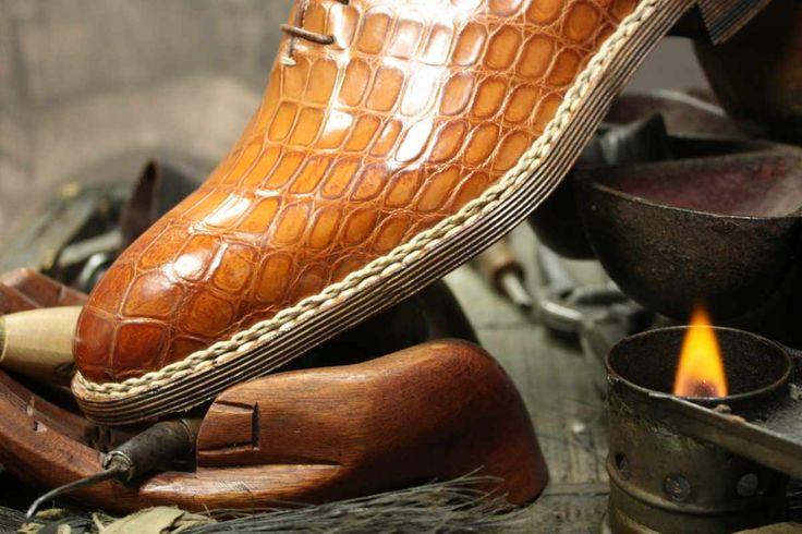Обувь Пиконе - Ремеслянная обувь на заказ полностью ручной работы | Обувь для особых случаев, церемоний | Ремеслянная обувь
