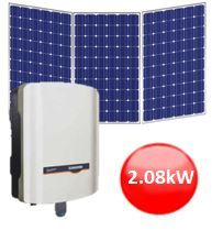 How many solar panels do I need to power my house? How big a home solar power…