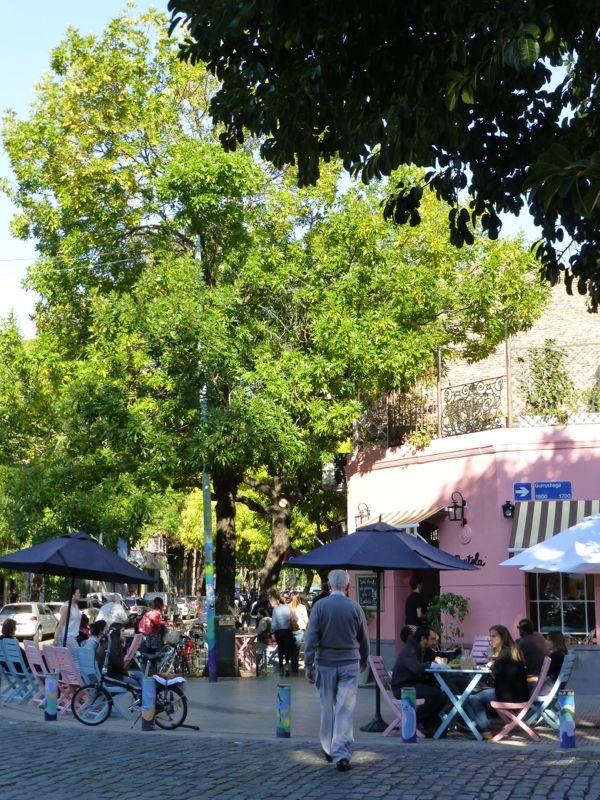 Palermo viejo Buenos Aires