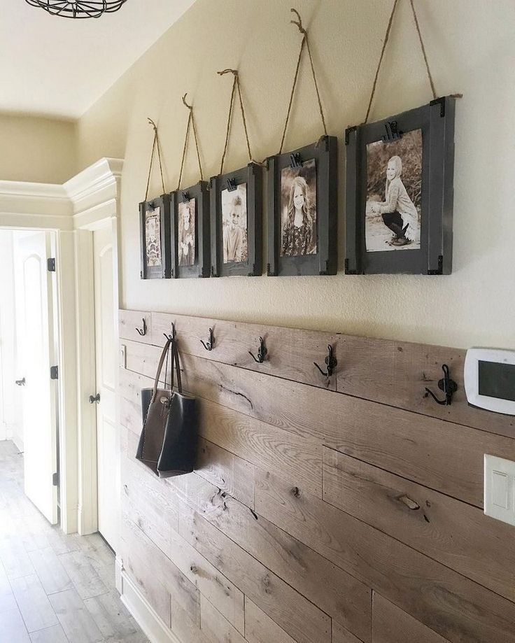 73+ Fabulous Farmhouse Entryway Decor Ideas