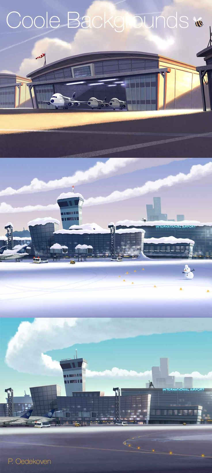 Erst enteisen, dann verreisen. Cool Jets, die erste im Apple App Store erhältliche Spiel-App von Lufthansa Systems, für die kleinen Fluggäste der großen Airlines. Mit Cooljets können schon kleine Flugzeugfans ab 4 Jahren ihre eigenen Fliegerstaffel gestalten.  #Lufthansa #Apps #Apple #Flugzeug #Design #creative #brands #business #concepts #product #promotion