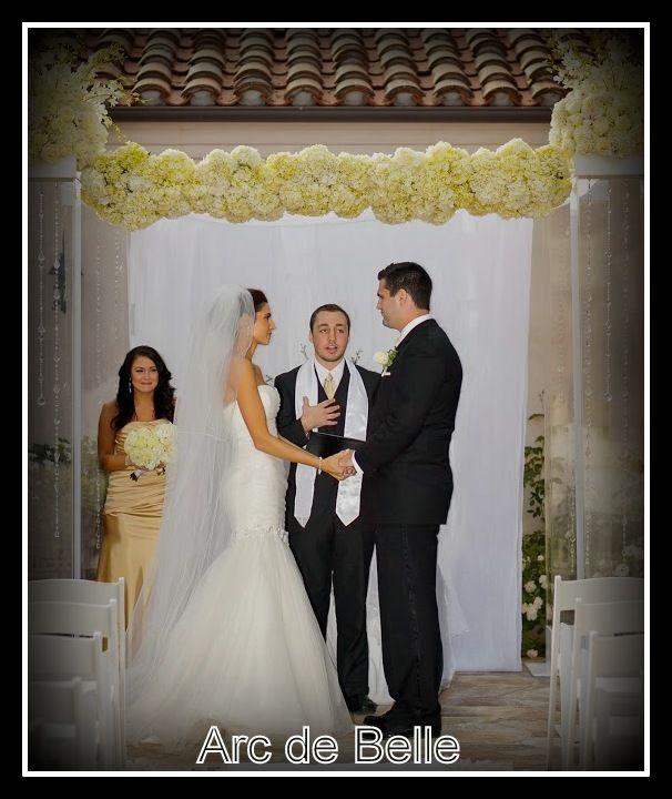 Modern Wedding Altar: 110 Best Images About Arc De Belle Lucite, Acrylic Wedding