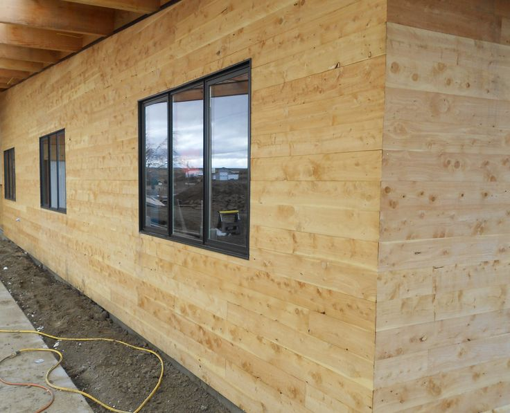 1000 images about exterior ideas on pinterest western for Sustainable wood siding