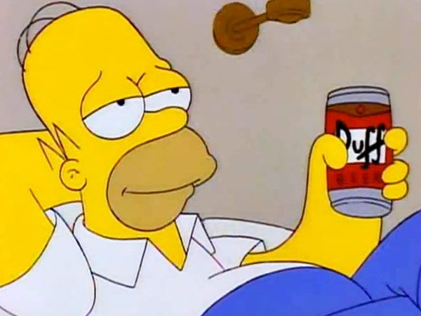 Homer Simpson's beverage of choice, the famed Duff Beer, is gearing up to be sold in real life
