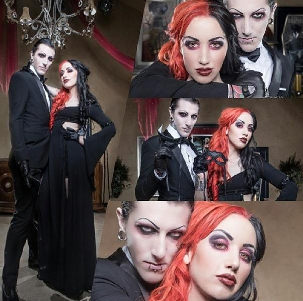 ashley costello dating Advantages to dating a haircolor bad girls half colored hair half and half hair half dyed hair hair dye ashley costello hello hair funky hair {fc:ash costello.