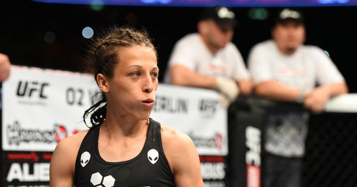 Jedrzejczyk proved again Saturday in Berlin that she's the UFC strawweight division's version of Ronda Rousey. With a little bit of Conor McGregor thrown in.