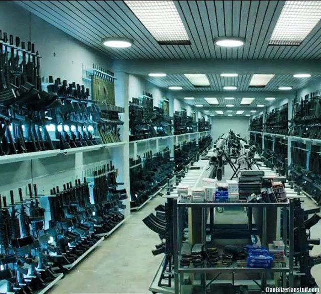 292 best images about armory on pinterest safe room gun for How to build a gun vault room