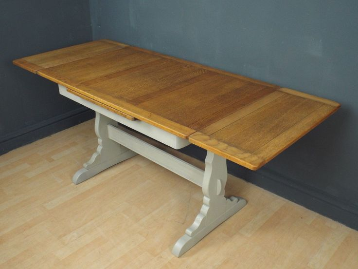 Pretty Ercol Oak Shabby Chic Painted Extending Dining Table   eBayBest 25  Ercol dining table ideas on Pinterest   Ercol table  . Shabby Chic Dining Room Table Ebay. Home Design Ideas