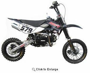 SSR 140TR Dirt Bike / Pit Bike – Motorcycle - Fast FREE SHIPPING! Regular price: $1,599.00 Sale price: $1,359.00
