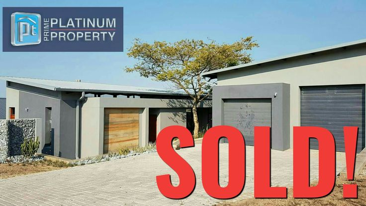 House #1 of 3 sold in last week of 2016 by Prime Platinum Property sales team in The Rest Nature Estate  0723607778
