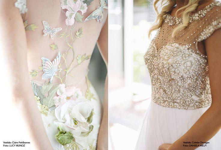 Os 20 vestidos de noiva que bombaram no Pinterest em 2014